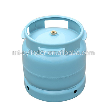 6kg Lpg gas cylinder for camping