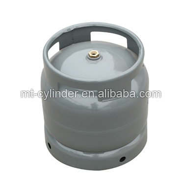 6kg Lpg gas cylinder for domestic